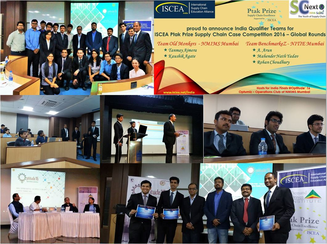 SCnext-India 2016 PtakPrize Semi-Finals